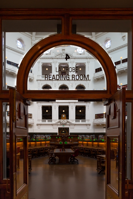 La Trobe Reading Room