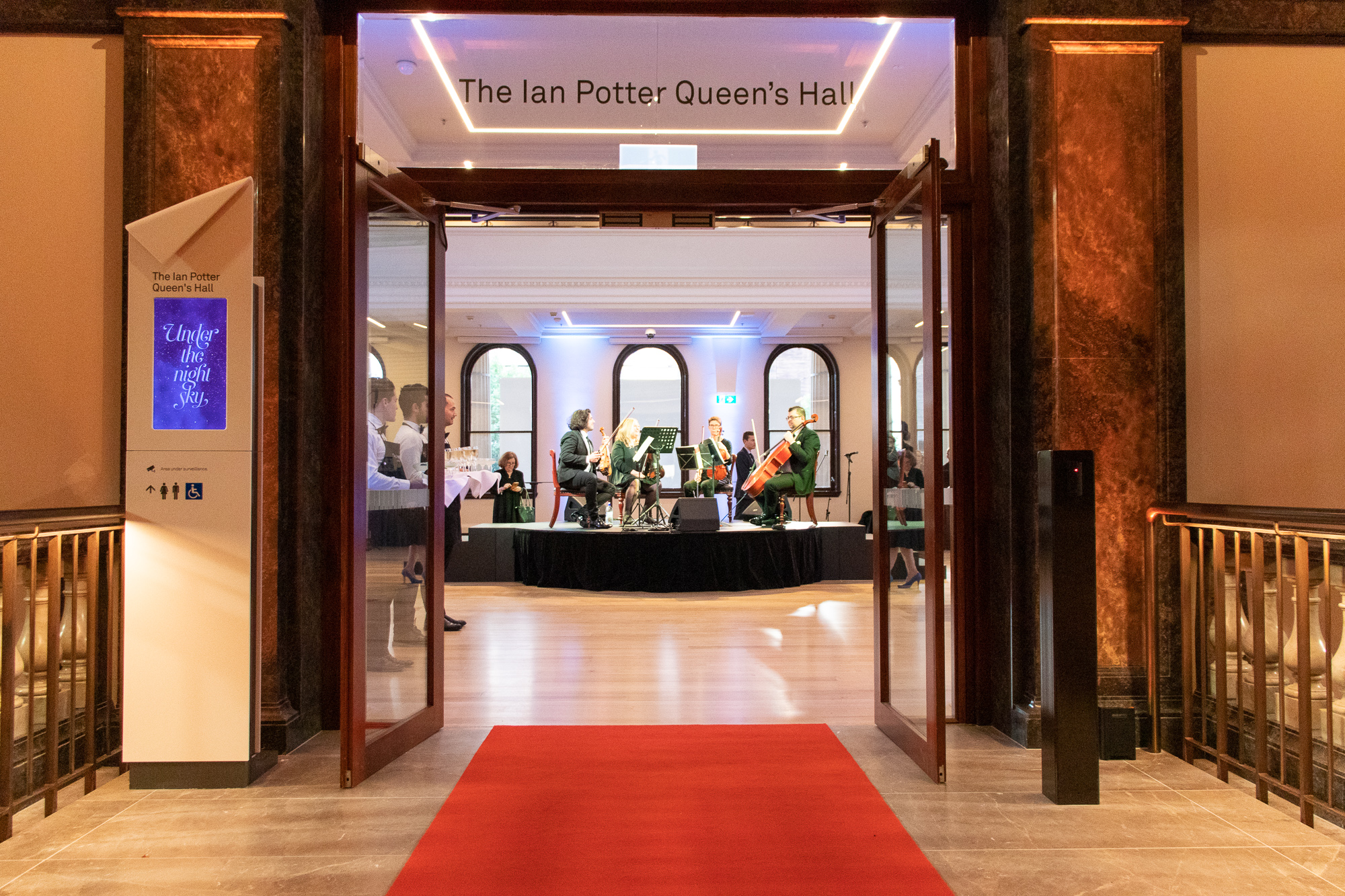 The Ian Potter Queen's Hall